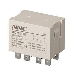 NNC71K Electromagnetic Power Relay (1H-2H​)
