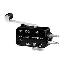 NV-16G1/21G1 Roller Lever Micro switch