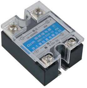 DC Solid State Relay HHG1
