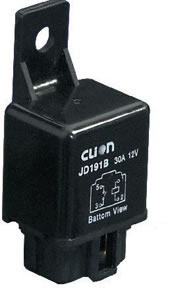 Automobile Relay HHC67G (JD191B)