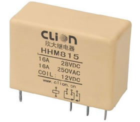 Magnetic Latching Relay HHM815