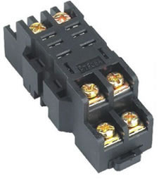 Relay Socket PTF-A