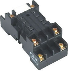 Relay Socket PYF-A