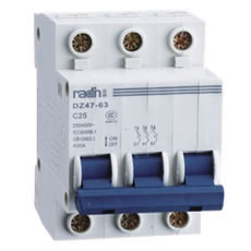 Miniature Circuit Breaker DZ47-63